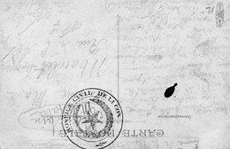 Hospicee Civil De LUCON (Vendée) - Poststempel (Briefe)