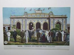 Carte Postale - ITALIE - Livorno - Stabilimento Delle Acque Della Salute (3898) - Livorno