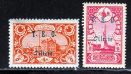 Cilicie 1919 Yvert 60 - 68 ** TB - Cilicia (1919-1921)