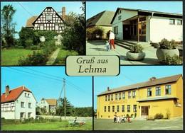 D2724 - TOP Lehma Kulturhaus Kaufhalle - Bild Und Heimat Reichenbach - Qualitätskarte - Germany