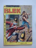 BLEK  N° 185  TBE - Blek