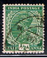 INDE BRITANIQUE 166 // YVERT 76 // 1911-26 - 1911-35 King George V