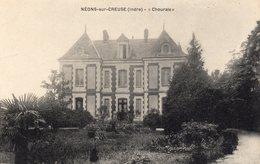 NEONS-sur-CREUSE (Indre) CHOURAIS - France