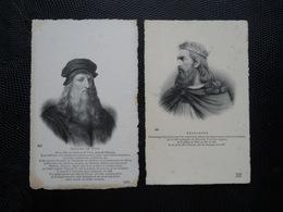 Histoire ,personnages Historiques ,Vinci ,Pharamond - Geschiedenis