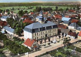 BRUMATH Ancien Château Et église Protestante - Brumath