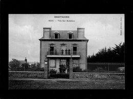 22 Binic Villa Ker Madeleine  Animation A L'étage Et Au Rez De Chaussée Photo Edit. MANCEL état Impeccable CPA 1920 - Binic