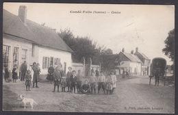 CPA 80 - CONDE FOLIE, Centre - Autres Communes