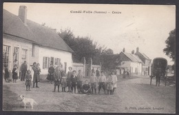 CPA 80 - CONDE FOLIE, Centre - Francia