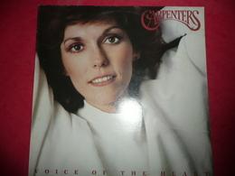 LP33 N°1126 - CARPENTERS - VOICE OF THE HEART - COMPILATION 10 TITRES ROCK POP BALLAD - Rock