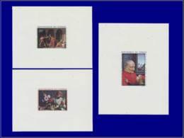 L. De Vinci - Année: 1968 - CONGO,YV. PA 64/6,3 EP. DE LUXE:Serment Des Horaces* - Arts