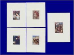 L. De Vinci - Année: 1970 - CONGO,YV. PA 90/4,5 EP. DE LUXE:Tableaux* - Arts