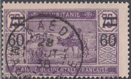 Mauritanie - Kaedi Sur N° 36 (YT) N° 42 (AM). Oblitération De 1938. - Oblitérés
