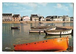 Léchiagat - Vue Sur Léchiagat Du Guilvinec - Vue Sur L'hôtel Du Port - Circulé 1974 - Guilvinec