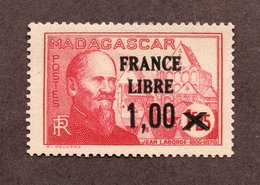 Madagascar  N°260 N* TB Cote 22 Euros !!! - Neufs