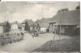 CPA - Boron  - Territoire De Belfort - Entrée Du Village - Altri Comuni