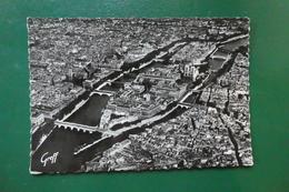 U 4 ) PARIS VUE AERIENNE  PILOTE OPERATEUR R HENRARD - Frankrijk