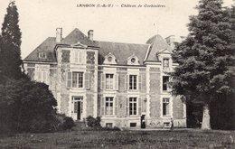 Langon (35) - Château De Corbiniière. - Autres Communes