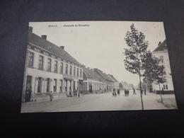 Belgique  België  ( 2101 )     Melle   Chaussée De Bruxelles - Melle