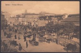 Italia - LECCE, Piazza Mercato, 1911 - Lecce