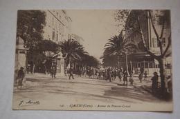 AJACCIO.  Avenue Du Premier-Consul - Ajaccio