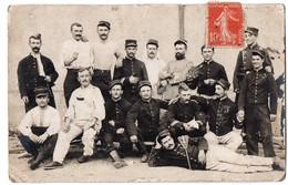(Gers) Carte Photo De Mililtaires Du 88e R.I. En 1911 (PPP21380) - Unclassified