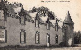 Langon (35) - Château Du Bot. - Autres Communes