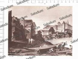 STEYR BARCA BOAT NAVE SHIP MESTIERI CANTIERE NAVALE  - Immagine Ritagliata Da Pubblicazione CROPPED IMAGE - Sin Clasificación