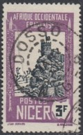 Niger - Dosso / Niger Sur N° 49 (YT) N° 49 (AM). Oblitération De 1941. - Usati