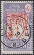 Niger - Goure / Niger Sur N° 34A (YT) N° 53 (AM). Oblitération De 1936. - Usati