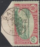 Niger - Say / Niger Sur N° 41 (YT) N° 41 (AM). Oblitération De 1932. - Usati