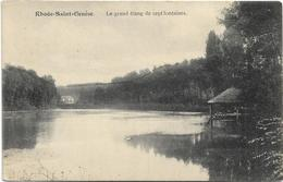 Rhode-Saint-Genèse   *  Le Grand étang De Sept Fontaines - Rhode-St-Genèse - St-Genesius-Rode