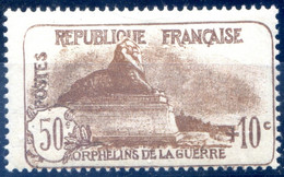 France Orphelins N°230 - Neuf* - (F613) - Neufs