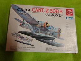 Maquette Avion Militaire-en Plastique----1/72 Eupermodel Cat 10015 Crda Cant Z506b Airone - Flugzeuge