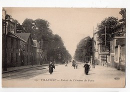 Villejuif (94 Val De Marne)  Entrée De L'avenue De Paris (PPP21384) - Villejuif