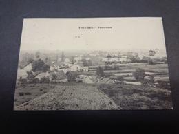 Belgique  België  ( 2123 )    Fouches (  Arlon  Aarlen )  Panorama - Arlon