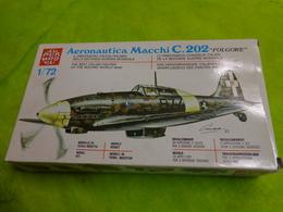 Maquette Avion Militaire-en Plastique----1/72 Eupermodel Macchi C 202 Folgore - Flugzeuge