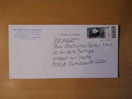 Internetstamp, Panda - Ours