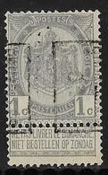 Brussel 1901  Nr. 343B - Precancels