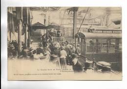 75 - La Grande Roue De PARIS, Ouverte Et Fonctionnat Tous Les Jours - L' Embarquement - Petits Métiers à Paris