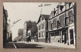 CPSM 94 - VILLEJUIF - La Poste - Rue Jean-Jaurès - TB PLAN Avenue CENTRE VILLE Cinéma à Gauche Animation Automobile - Villejuif