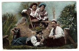 MILITARIA - FELDPOST 1916 - Typy Matorosyjskie - Slowakei