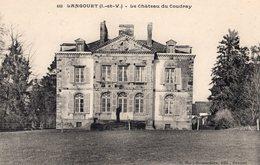 Langouet (35) - Château Du Coudray. - Autres Communes