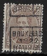 Brussel 1922  Nr. 2807CIII - Rolstempels 1920-29