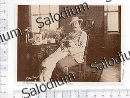 GIACOMO PUCCINI Musica Music -  Immagine Ritagliata Da Pubblicazione Originale D'epoca - CROPPED IMAGE - Sin Clasificación