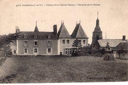 Lanhélin (35) - Château De La Grande Maison. - France