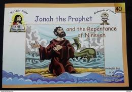 EGYPT - MY HOLY BIBLE - Tourist Christian Booklet - Enfants
