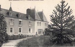 Lanhélin (35) - Château De La Grande Maison. - Autres Communes