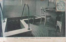 Vichy Etablissement Thermal . Piscine  1905 - Vichy