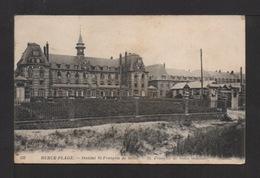 CPA. 62 . BERCK-PLAGE .  Institut ST-FRANÇOIS De SALES . - Berck