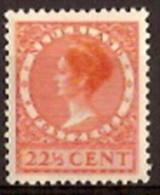 Nederland NVPH Nr 191 Postfris / MNH - Nuevos